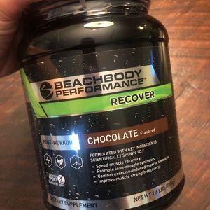 Beachbody Recover, Chocolate